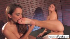 Natasha and Dani Have Naughty Fun