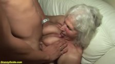 75 years old grandma first porn video - duration 7:46