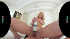VRHUSH Brandi Love masturbating in virtual reality - duration 6:00       <script>     page_params.video_watch_later = {         add_to_watch_later: