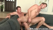 FalconStudios Hot Cable Man Daddy & His Bulge Is Pretty BIG! - duration 8:00