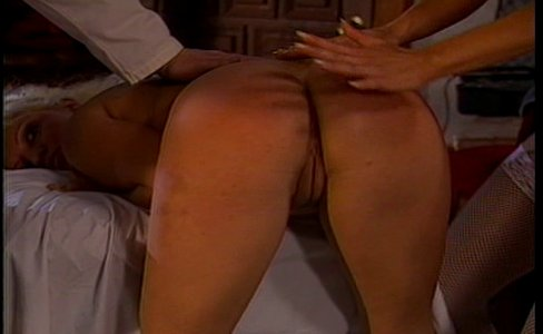 Blond slave spanking nurse training|829,081 views