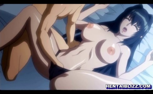 Busty hentai gets tittyfucked and creampie|648,940 views