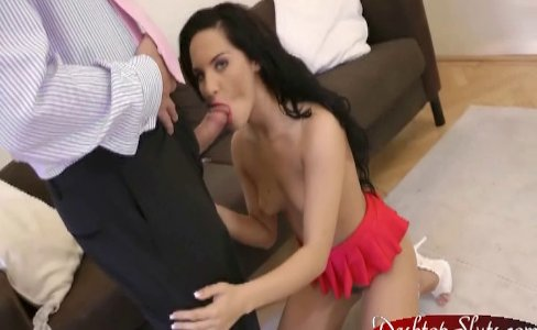 Bettina Di Capri Fucks and Sucks Old Man|452,175 views