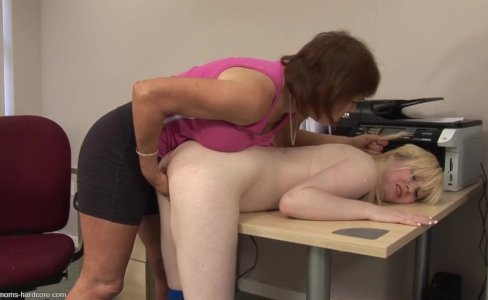 Lesbian mature teacher dominated schoolgirl|652,282 views