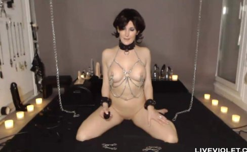 BDSM submissive raven slave Heather|38,758 views