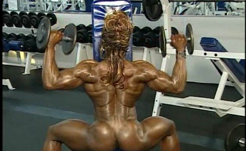 Desiree Ellis 04 - Female Bodybuilder|55,778 views