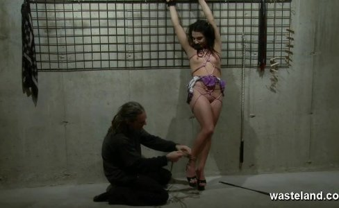 Kinky brunette brought to orgasm|13,180 views
