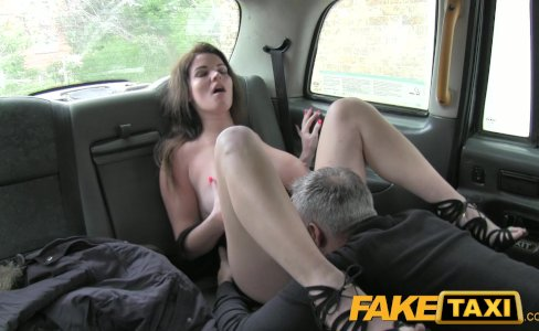 FakeTaxi Big tits and sexy eyes takes cock|1,777,445 views