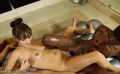 NuruMassage 2 Babes Take Him to Oily Finish|43,642 views