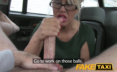 FakeTaxi Massage therapist works her magic|1,167,033 views