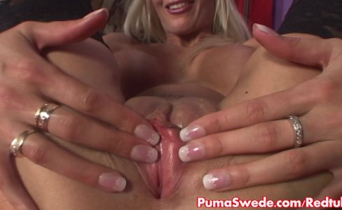 European Pornstar Puma Swede Masturbates|17,670 views