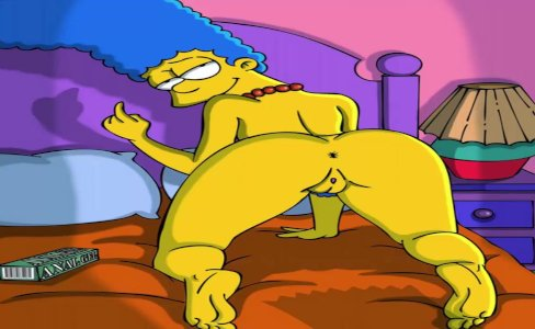 Cartoon Porn Simpsons Porn Marge Masturbate|52,552 views