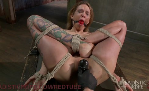 Pretzel Bondage And Orgasm Denial|57,154 views
