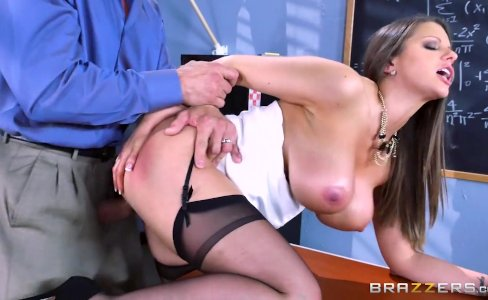 Brazzers - Parent teacher threesome|790,523 views