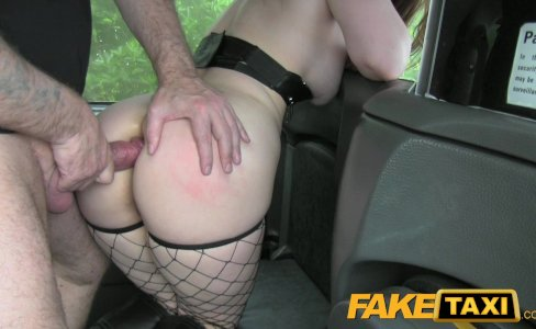 Fake Taxi Kinky customer underwear fetish|336,704 views