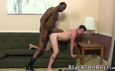 Chase Young Taking A Black Cock|13,469 views