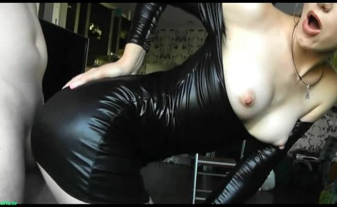 Latex Whore Gets Fucked|4,748 views