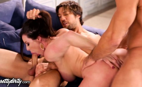 PrettyDirty MILF Kendra Lust Double Teamed |195,478 views