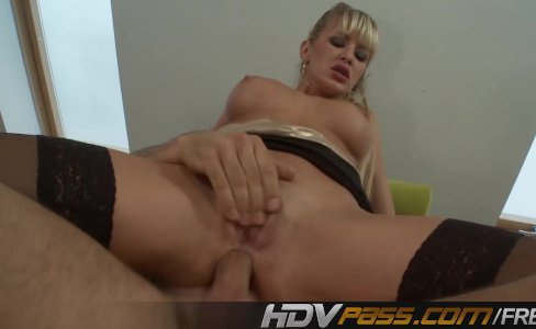 Nasty Natali De Angelo Taking Big Cock|14,325 views
