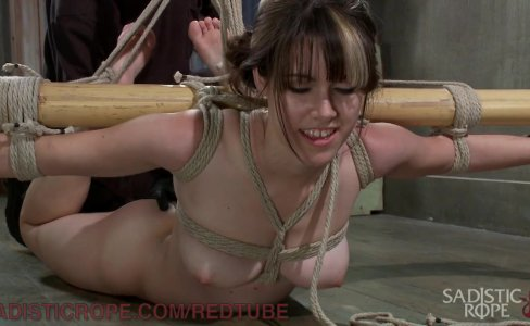 Suspension Bondage And Suffering|23,052 views