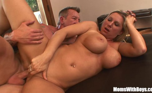Busty Blonde Housewife Devon Lee Pierced Puss|52,329 views