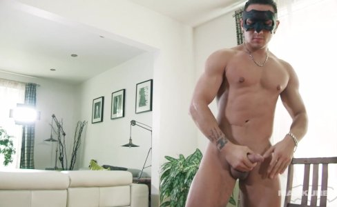 Maskurbate Sexy Carlos is Back!|4,587 views