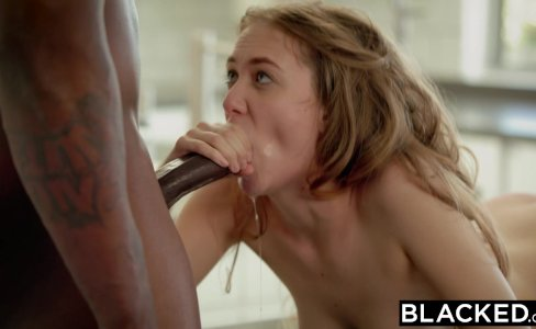BLACKED Samantha Hayes First Big Black Cock|382,797 views