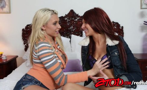 Destiny Jaymes and Katie Summers|2,989 views