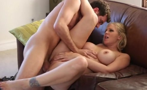 Sexy MILF gets daughters BF to fuck her hard.|138,536 views
