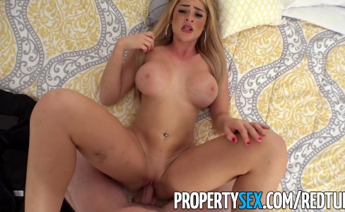PropertySex - Agent fucks up vacation rental|214,680 views