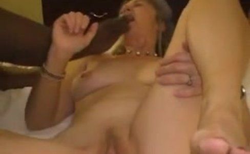 Hubby Films Wife Enjoying Rough Anal with BBC|37,852 views