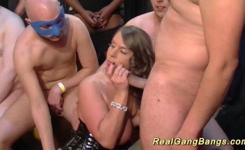 big breast stepmoms first real ganbang|41,929 views