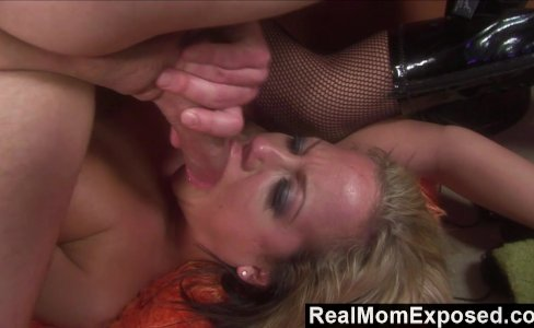 RealMomExposed  Horny Milf Gets Rammed and|13,624 views