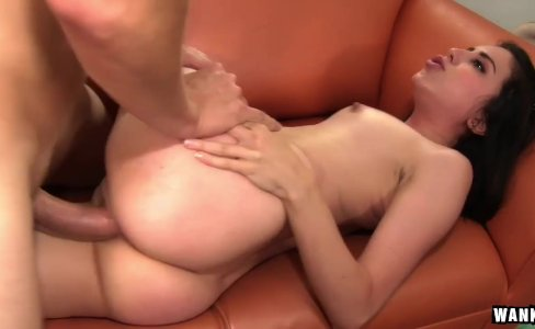 Lola Milano Horny Brunette Seduced A Friend|1,266 views