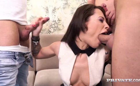 Nikita Bellucci Gets Double Anal in Gangbang|64,550 views
