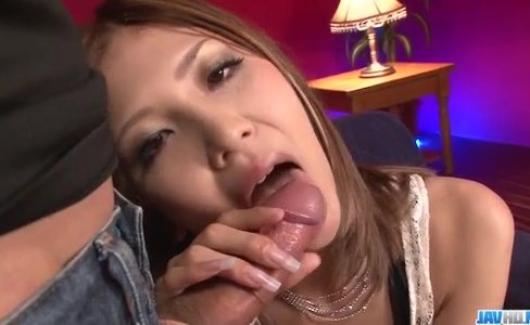Hardcore porn scenes with hot Miku Kohinata|17,210 views