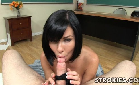 STROKIES Veronica Azluv Handjob|51,214 views
