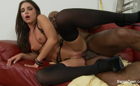 Giselle enjoys some interracial fucking|15,161 views