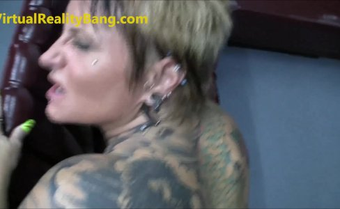 Tattoo-Girl with Big Boobs |1,288 views
