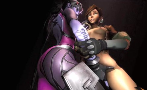 Girls in Overwatch have sex|16,892 views