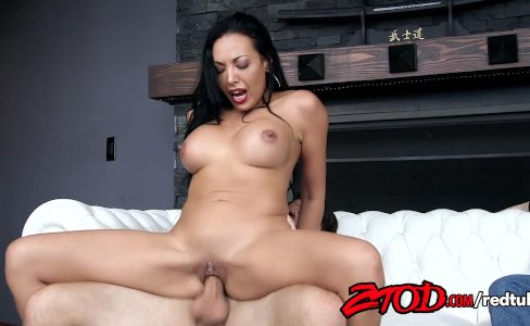 Rio Lee Let's Her Stepson Fuck Her All The Way Inside|5,185 views
