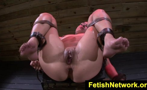 FetishNetwork Ava Kelly pussy torment|1,321 views
