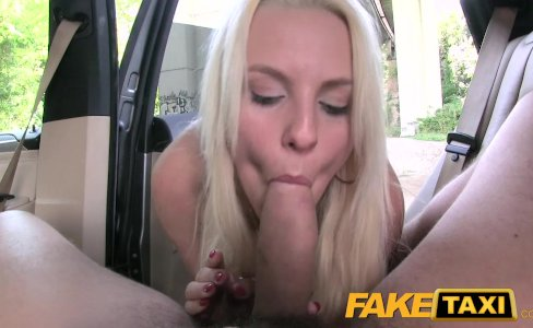 Fake Taxi Secretary fucks for job interview|402,770 views