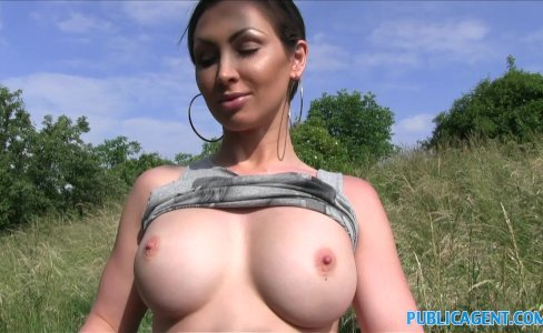 PublicAgent Stranded Auzzie with big tits fucks for money|682,645 views