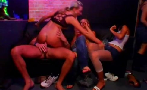 Wild Bar Orgy|36,025 views
