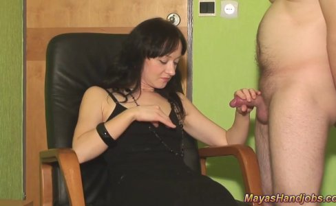 2 cumshots on maya black dress|1,708 views