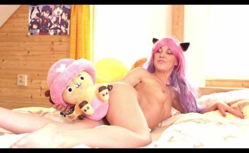 Alexis Crystal - Cosplay NEKO porn|1,134 views