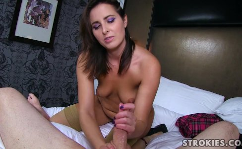 STROKIES Helena Price Handjob|40,493 views