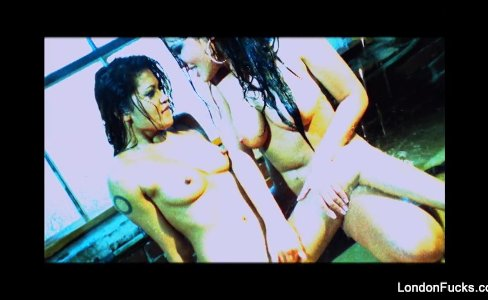 Asian lesbian loving with London and Charmane|3,081 views