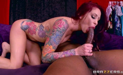 Brazzers - Monique Alexander loves bbc|69,566 views